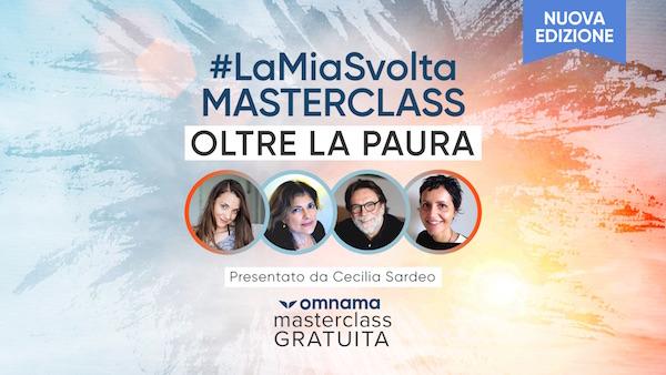 LaMiaSvolta Masterclass con Alberto Simone